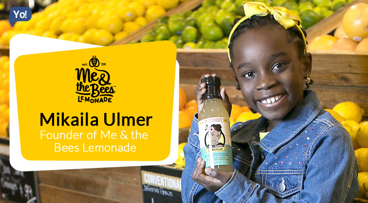 Mikaila Ulmer: la niña de 13 años que creó una exitosa empresa en Estados Unidos