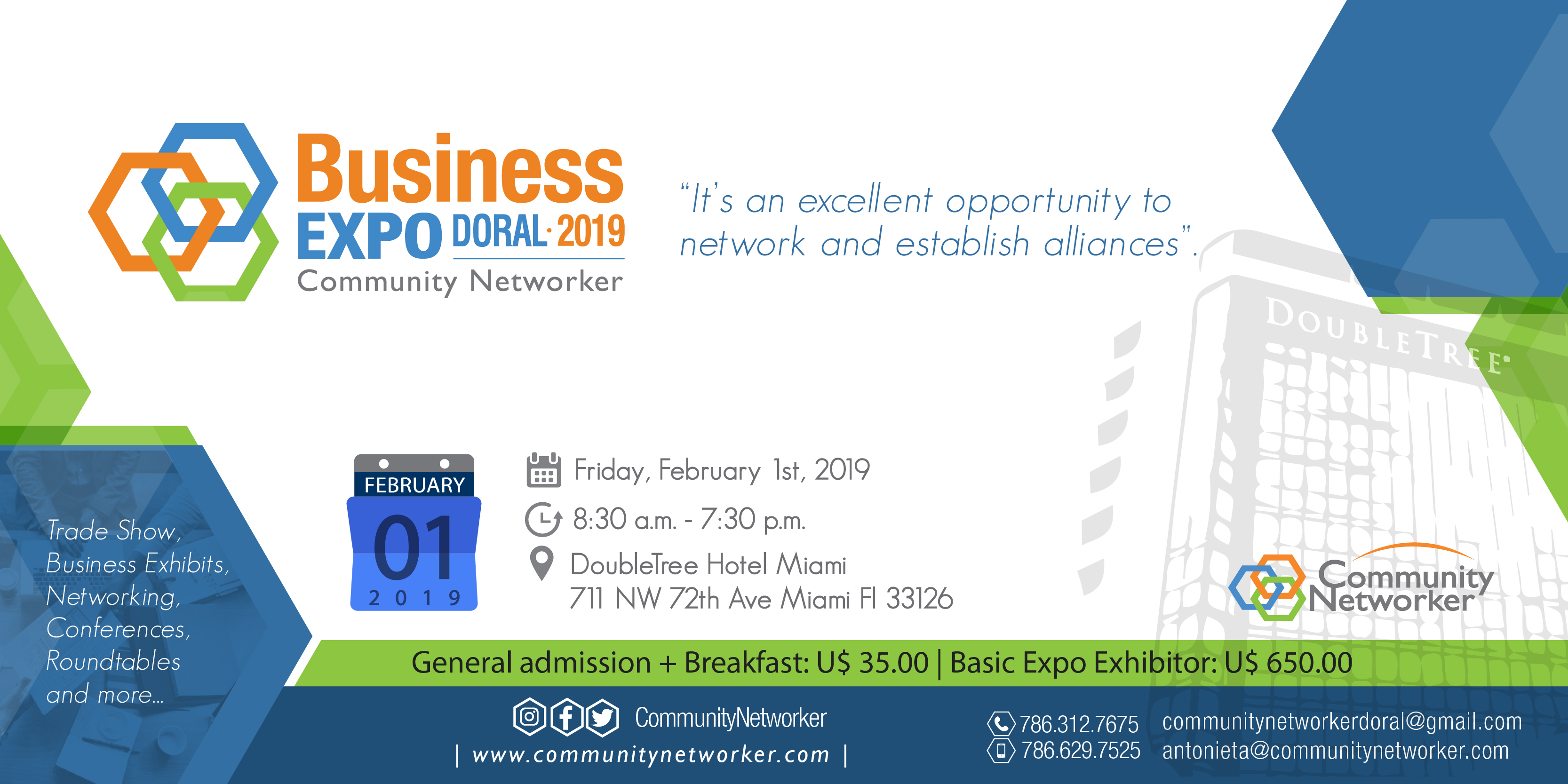 Business Expo Doral 2019