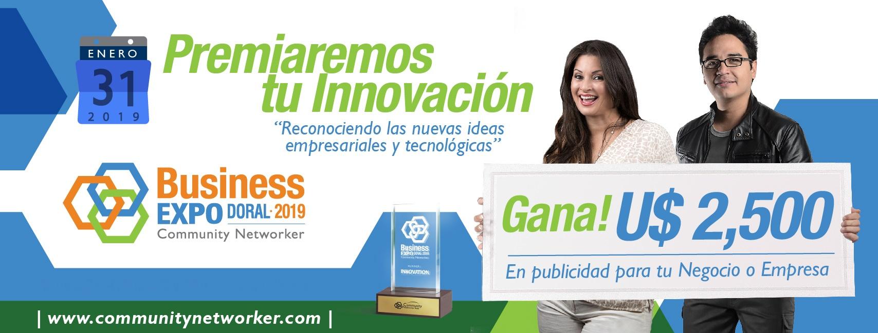 Gran Concurso Community Networker Premia a Tu Empresa