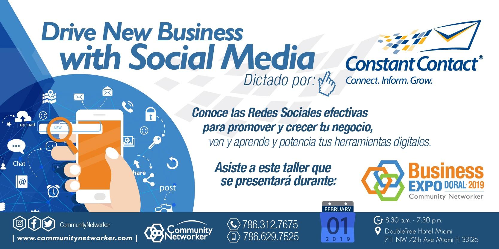Taller Guía para el éxito del marketing en redes sociales