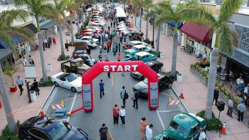 Florida Car Marathon 500 Mile Precision Rally 2019