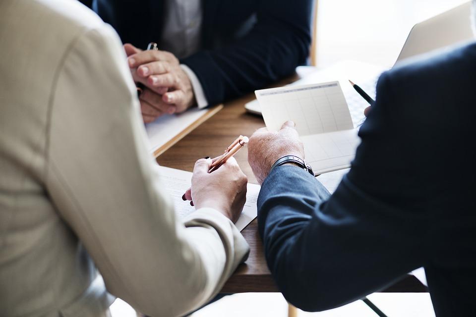 Pautas de préstamo para empresas