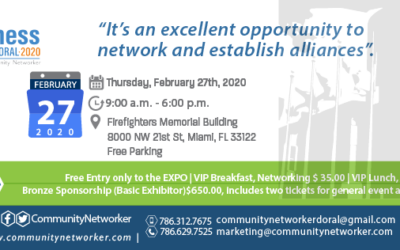 Business Expo Doral 2020 by Community Networker