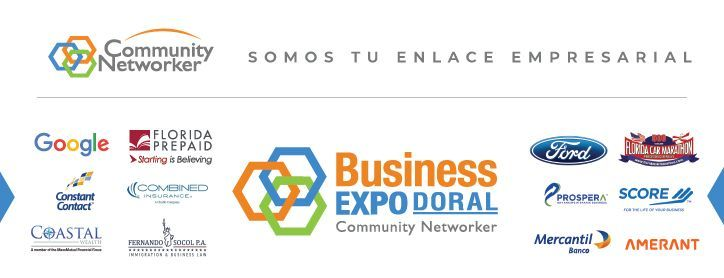Miami Business Expo Doral 2020 by Community Networker