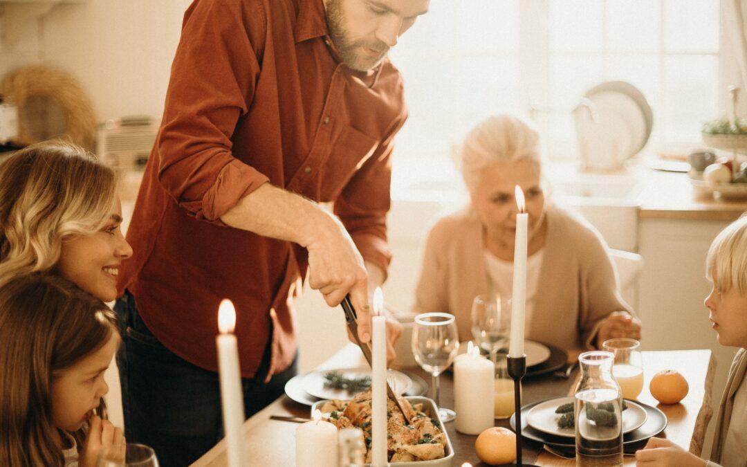 ¿Cómo comportarse adecuadamente en Acción de Gracias?