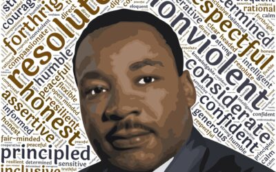 Lecciones de liderazgo con Martin Luher King Jr.