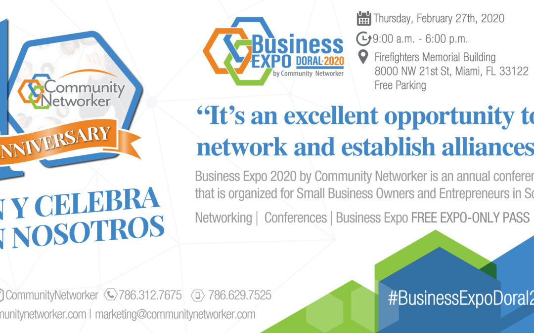 Miami Business Expo Doral 2020