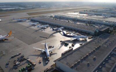 Aeropuerto Internacional de Miami mueve la economía del sur de la Florida