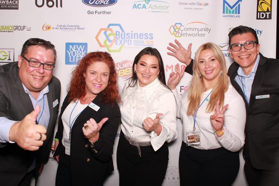 """Miami the capital for entrepreneurs"" Business Expo 2020"