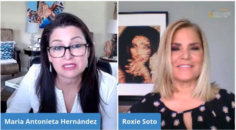 Roxie Soto en nuestros Facebook Live