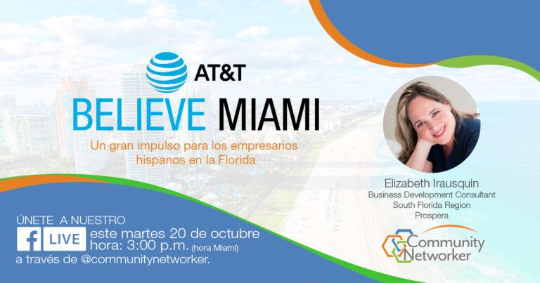 ¿Qué es Believe Miami?