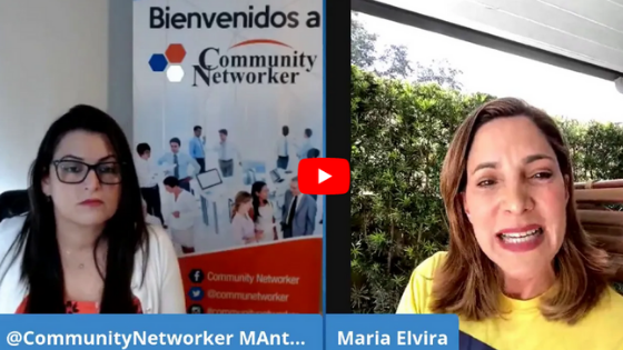 María Elvira Salazar en nuestro Facebook Live