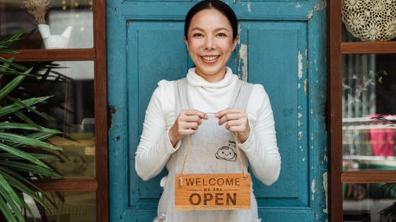 Programas federales para pequeños empresarios
