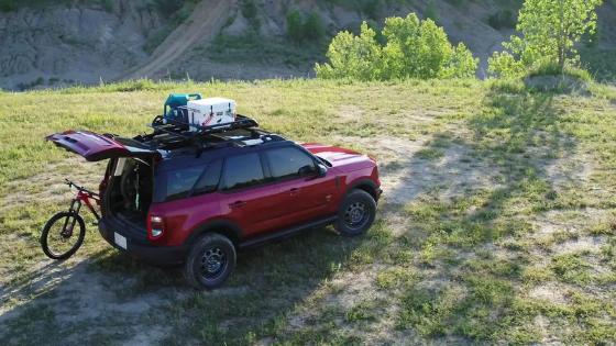 Ford Bronco Sport SUV más robusto