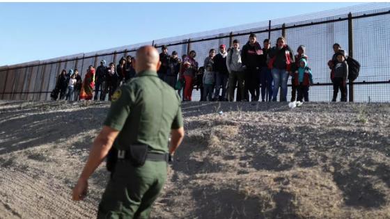 La crisis fronteriza de Biden no es ningún chiste