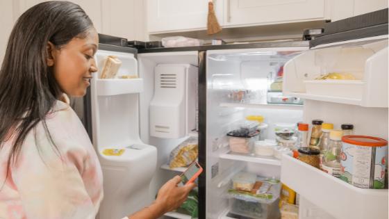 Mantén tus alimentos seguros durante un corte de luz